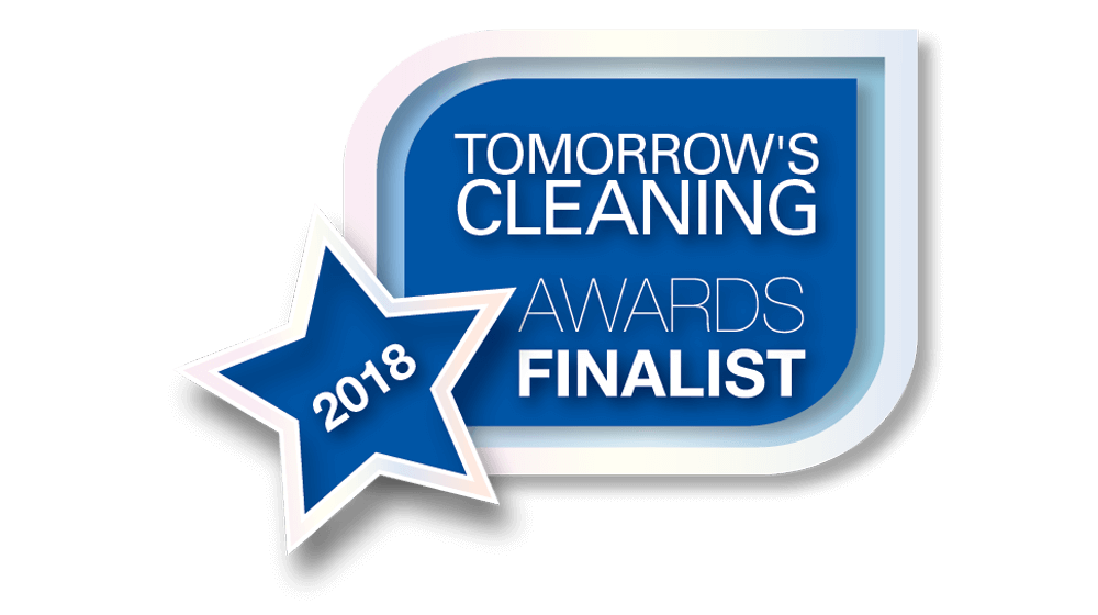 tomorrows cleaning logo