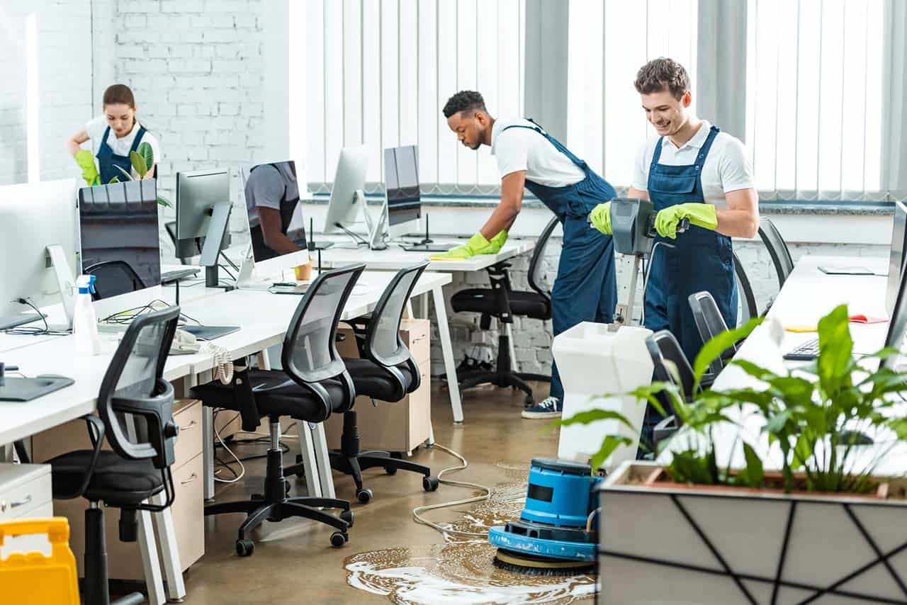What are the Benefits of Outsourcing Cleaning?