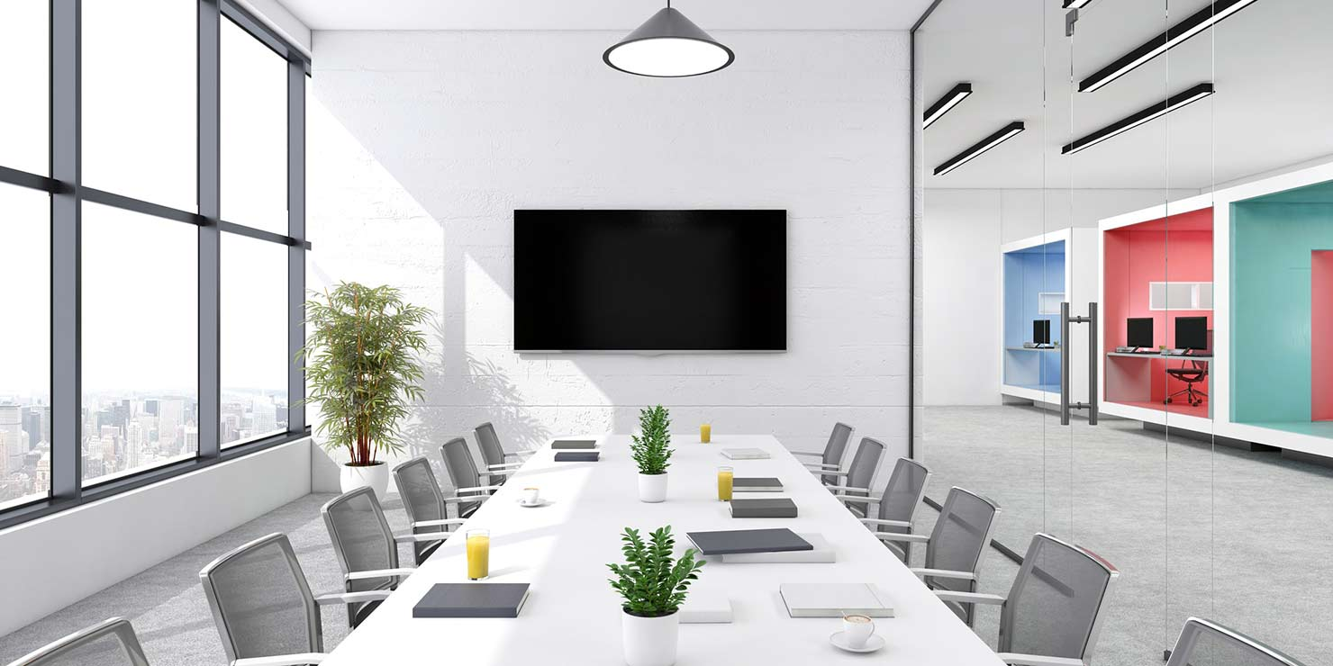 Get Your Meeting Room Ready for Visitors