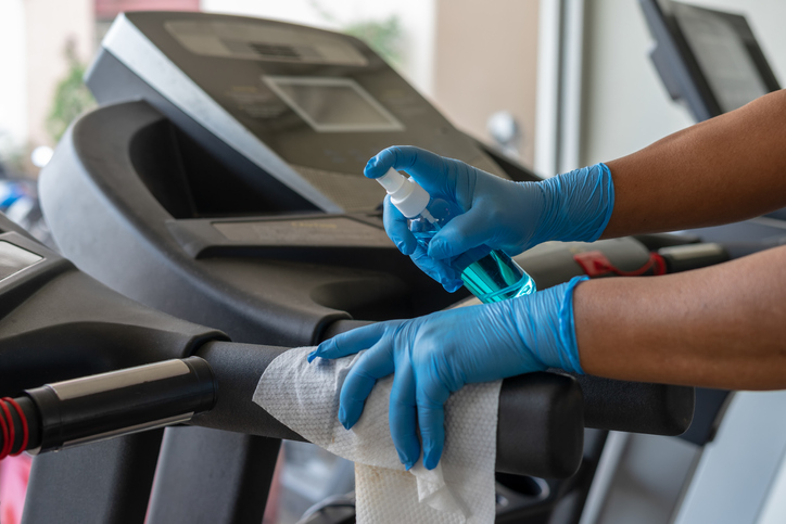 Hire a Professional Gym Cleaning Service
